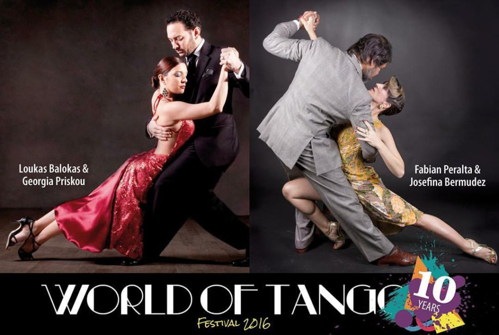 Workshops World of Tango 2016